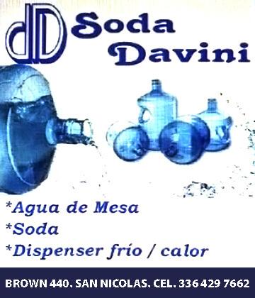 Soda Davini